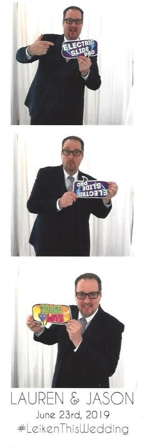 Photo booth strip.